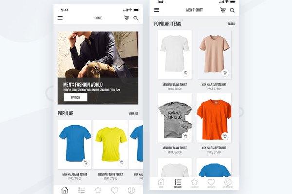 ecommerce-app-ui-design