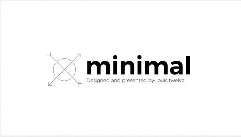 Free-Minimal-PowerPoint-Template