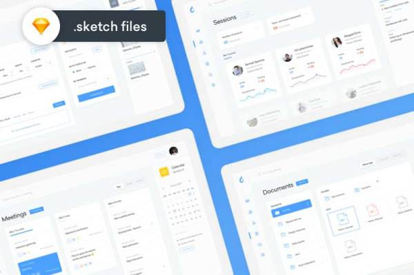 sketch dashboard template