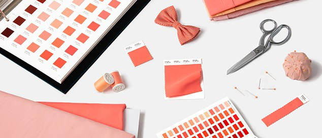 Pantone Color of the Year 2019 - Living Coral