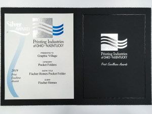 Fischer Homes Pocket Folder