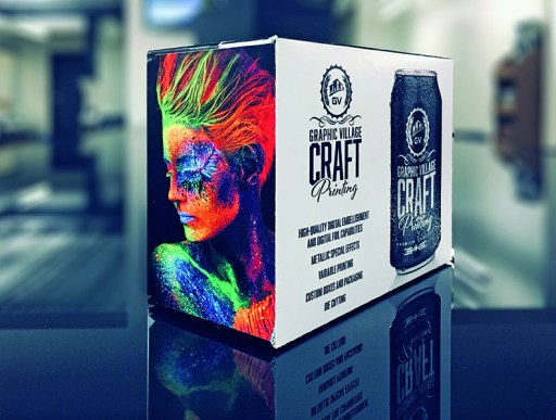 Graphic Village Craft Brew