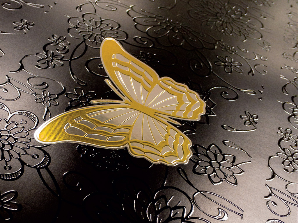 Scodified Butterfly