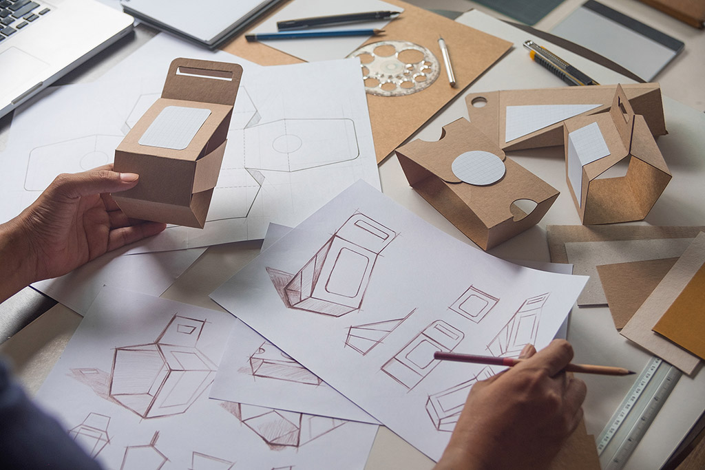 Designing Packaging