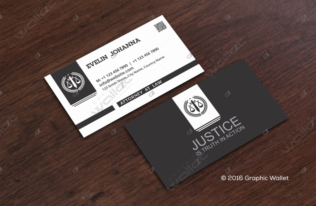 Justice is truth in action business card graphic wallet justice is truth in action business card colourmoves