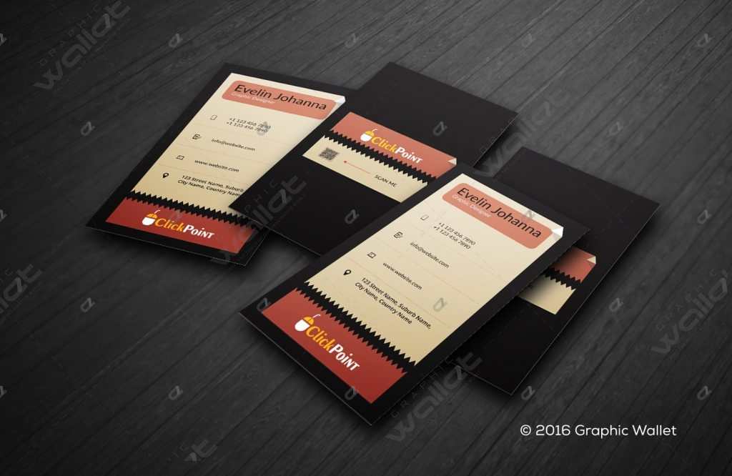 Click Point - Business Card | Graphic Wallet
