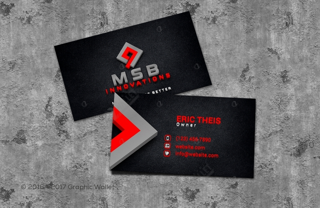 Business Cards Archives | Graphic Wallet