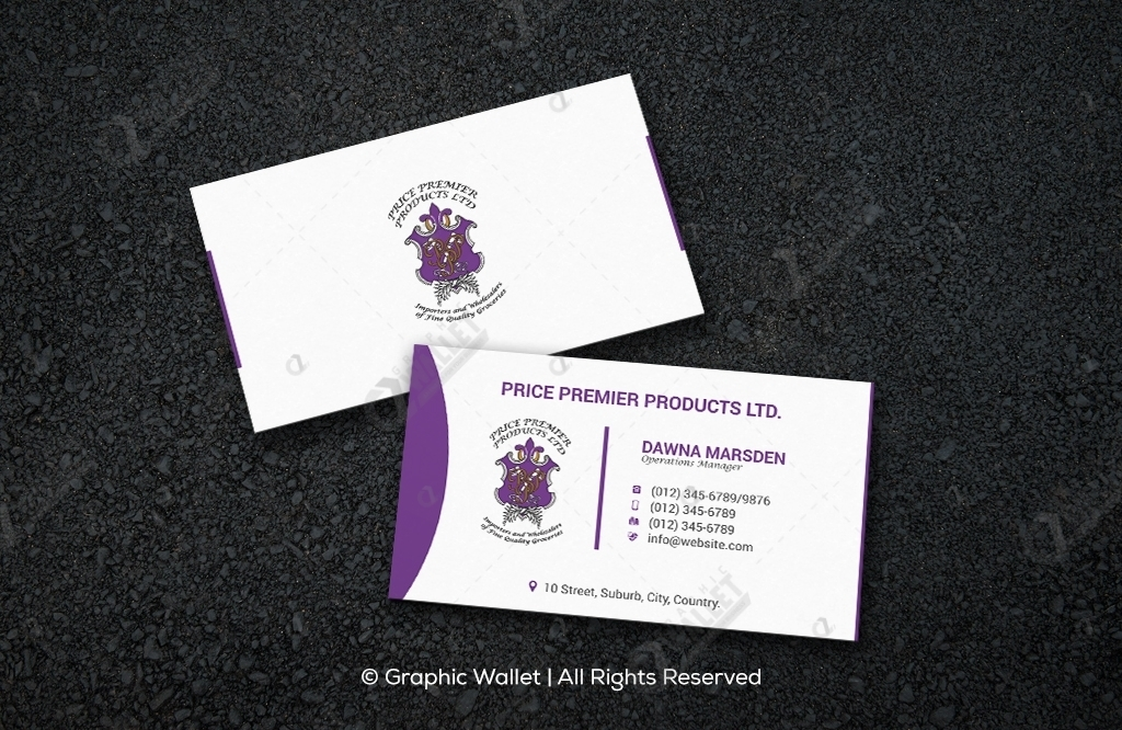 Business cards archives graphic wallet price premier products ltd business card business cards stationery colourmoves