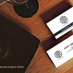 Free realistic business card mockup psd graphic wallet free realistic business card mockup psd reheart Images