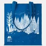 shopper cottonel blu royal