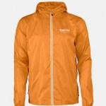 giacchetto k-way fastplant arancio graphid promotion
