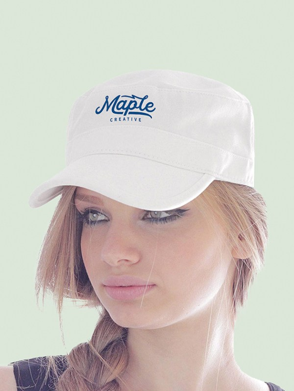 Cappello Attank Army mock up