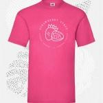 t-shirt uomo fruit 61036 fucsia