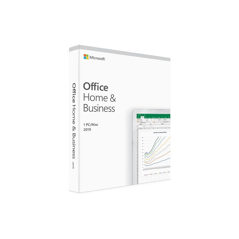 Microsoft Office Home & Business 2019 Italiano per Win e