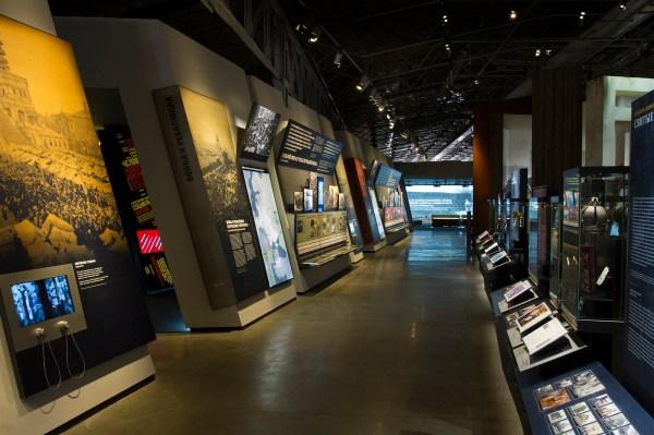 Museum of Tolerance Exhibits