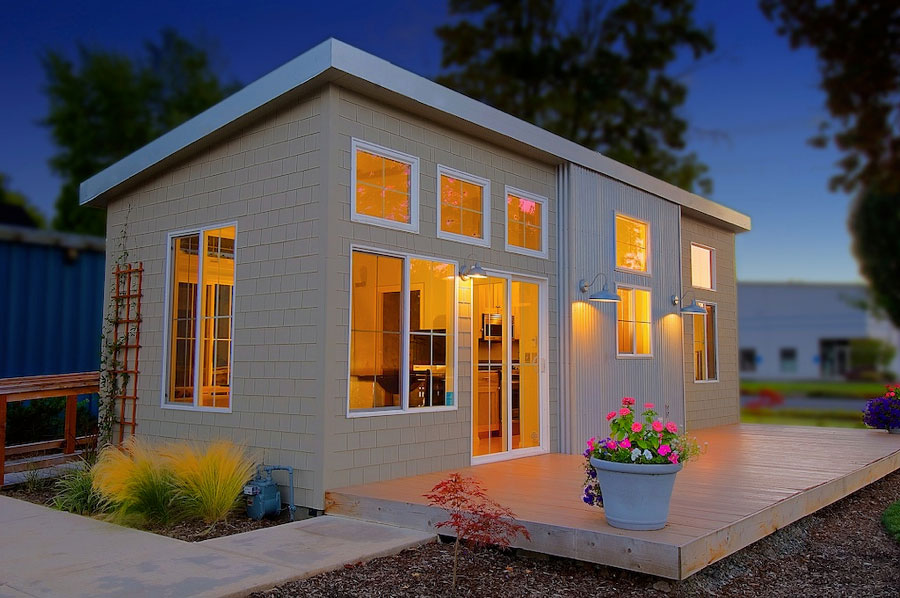 Small Home for Financial Motives