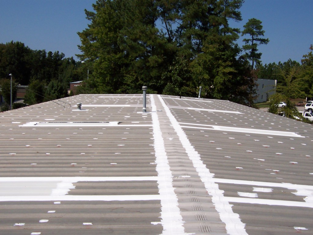 Good idea Waterproofing is solution for roof leaks