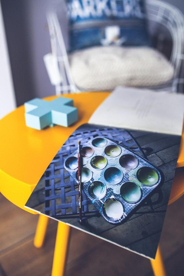 Inspiration for Living Room Palettes