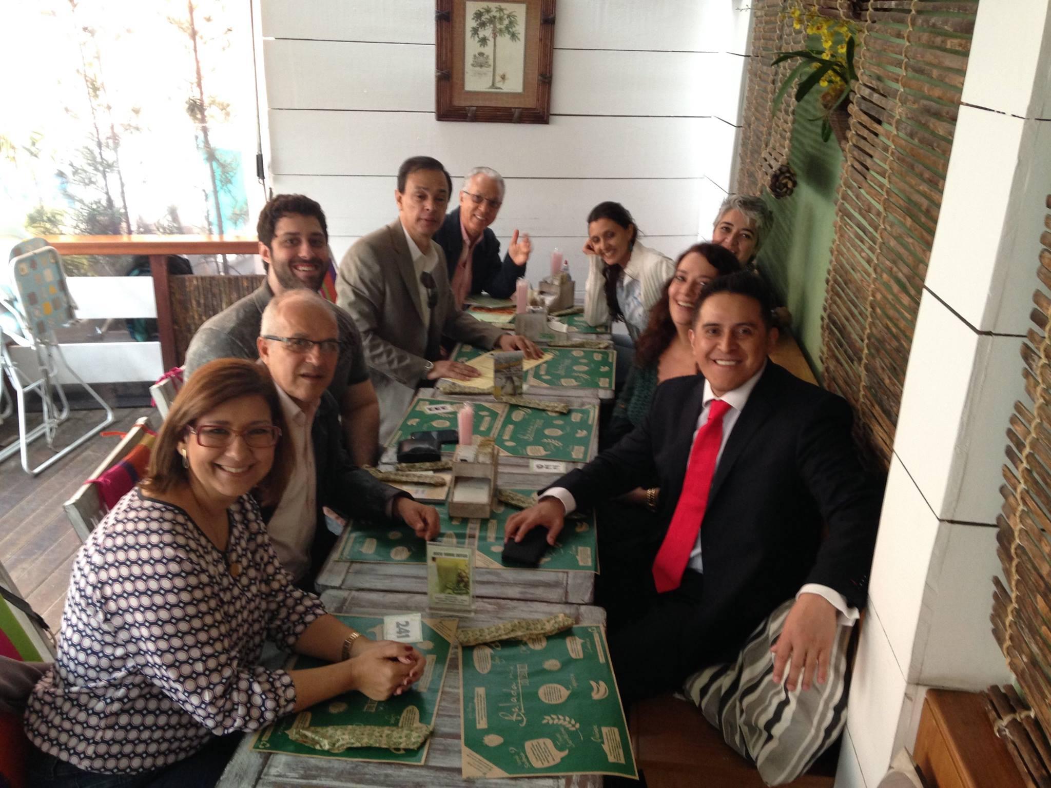 II Jornada Internacional da SOMEGRAF – Sociedade Mexicana de Grafologia Científica no Rio de Janeiro/2015