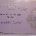 "The ""Pride"" Certificate"