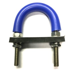 1111-series low friction, anti vibration u-bolt