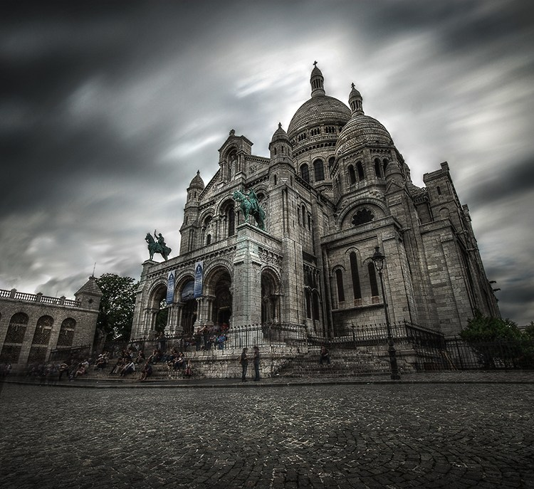 André Alessio, Invalides, Paris