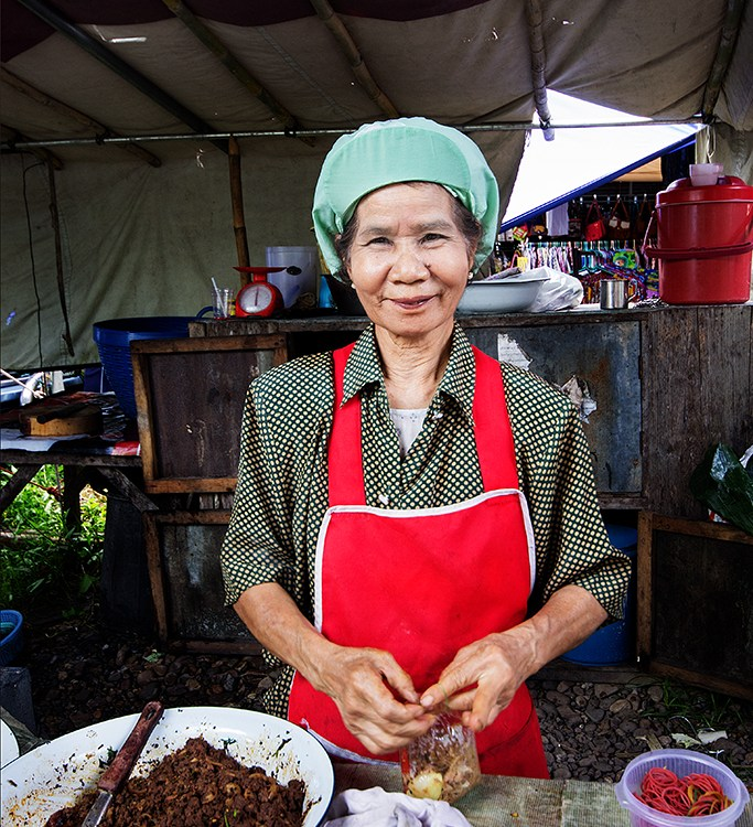Mae Hong Son, Portraits of Thailand, André Alessio, Graphylight
