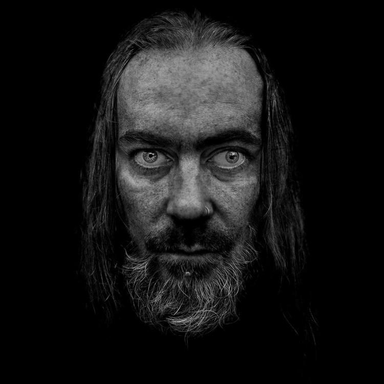 Cyril Beze, Portrait, Homme, Noir et Blanc, Série Noire, André Alessio
