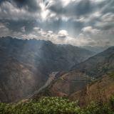 Ma Pi Leng Gorge