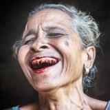 Crazy laugh