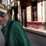 Havana man with a cap