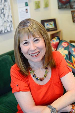 Gayle Rappaport-Weiland, Artist and Art Teacher