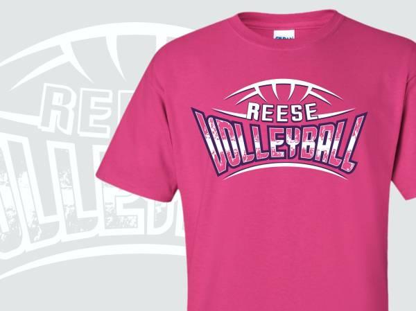 Volleyball Tournament Shirt Designs
