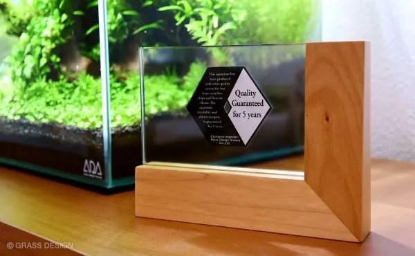 ADA水槽キューブガーデンの品質保証は適用条件を満たすのが難しい