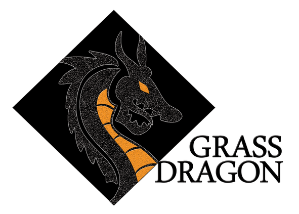 grass dragon landscaping home