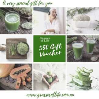 Grasses of Life $50 Gift Card