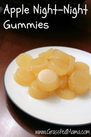 apple, natural gummy recipe, magnesium for kids,