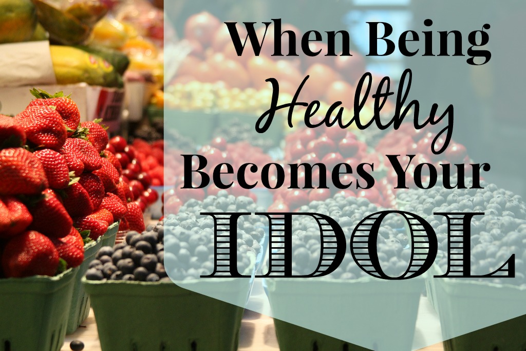 health becomes idol