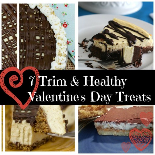 7 Trim and Healthy Valentine's Day Treats