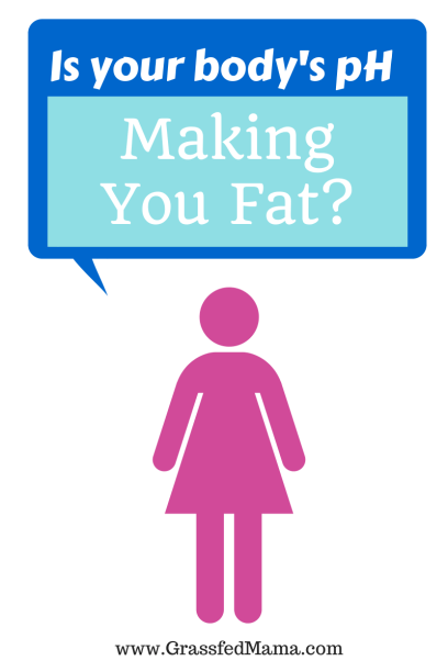 Is your pH making you fat