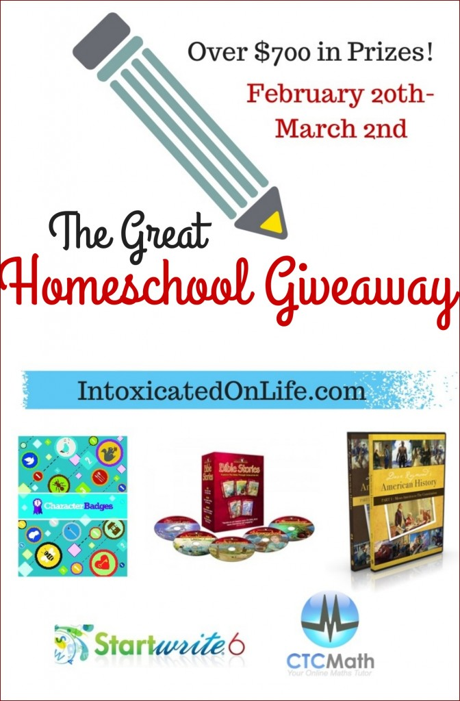 The Great Homeschool Giveaway1-672x1024
