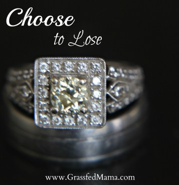 choose to lose in your marriage
