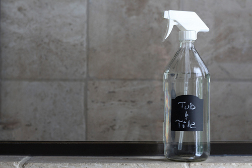 Non Toxic Cleaning Recipes