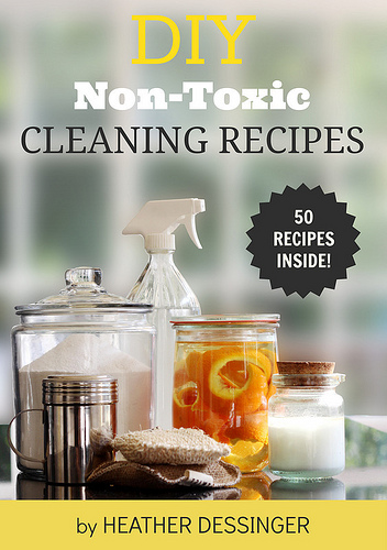 DIY non Toxic Cleaning Recipes