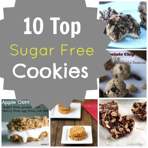 Top 10 Sugar Free Cookies