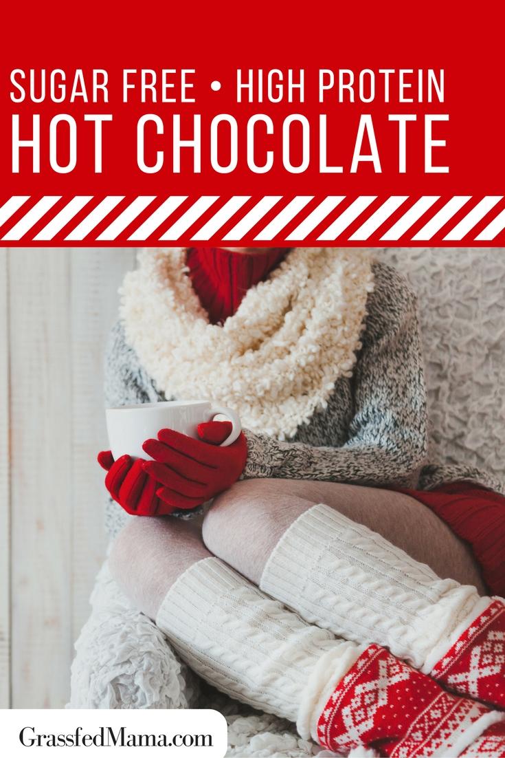 Sugar Free High Protein Hot Chocolate