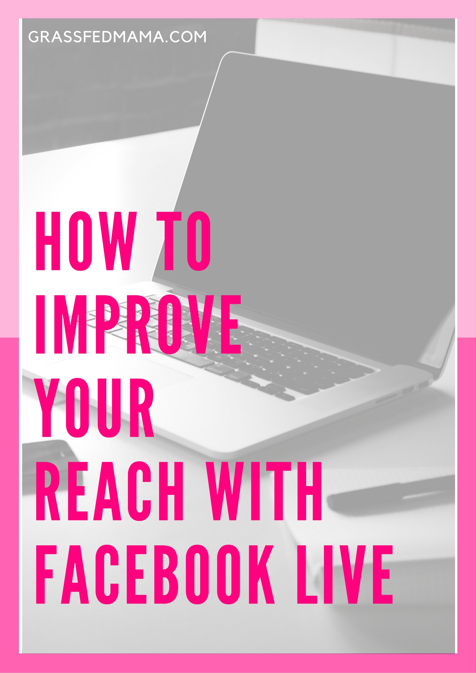 How to improve your reach with Facebook Live