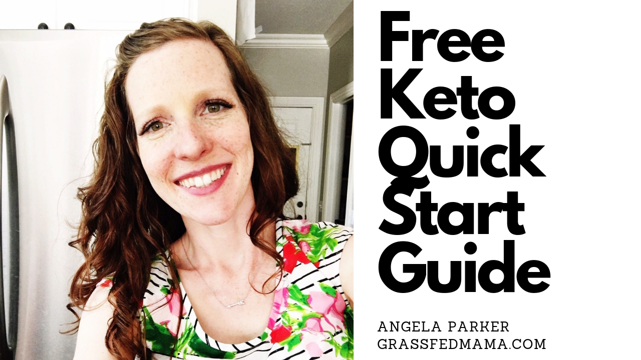Free Keto Quick Start Guide