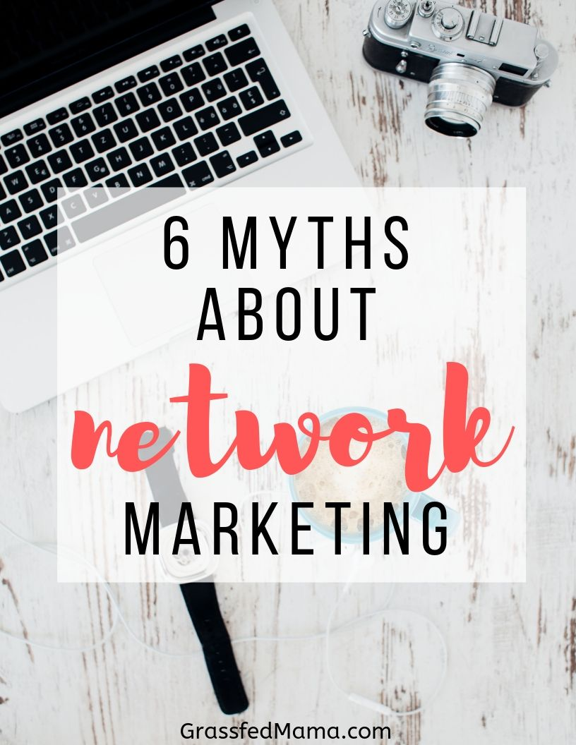 6 Myths About Network Marketing
