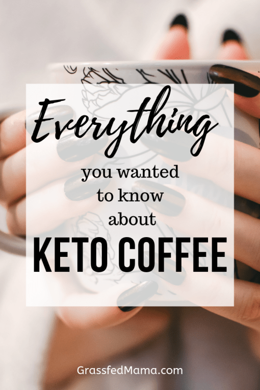 Everything you wanted to know about keto coffee